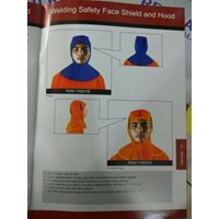 Jual WELDING HOOD GOLDEN LEATHER 114007G REDRAM