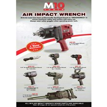 AIR IMPACT WRENCH IMP-4 M10