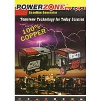 GENERATOR POWER ZONE PG7800 5000WATT