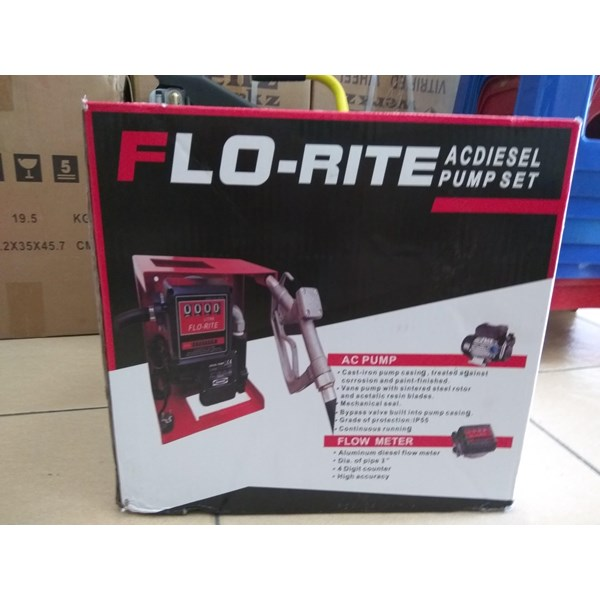 ELECTRIC PUMPS FOR DIESEL TRANSFER FR-2260 FLO-RITE