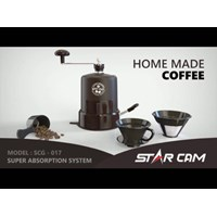 Star cam home made coffe 1