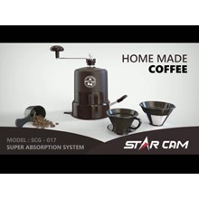 Star cam home made coffe