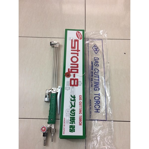 Gas cutting torch strong 8 japan