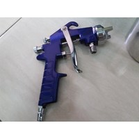 Jual Proffesional spray gun PQ2 tabung bawah besar 2