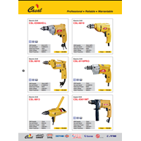 Jual Drill rod merek casal model electric csl