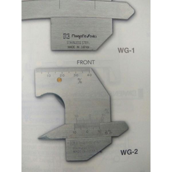 Alat alat mesin welding gauge wg-2