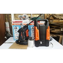 Steam cleaner LAKONI LAGUNA 70 A high pressure cleaner 100 bar