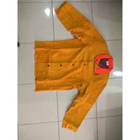 BODY Harness jaket las merek red arm ready stock