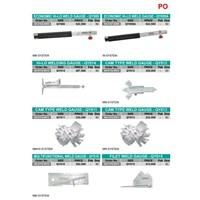 Jual potongan besi dan logam CAM WELD GAUGE TYPE-QY011