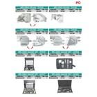 potongan besi dan logam welding gauge type-QY033 1