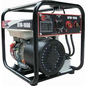 Dari mesin dan perlengkapan las welding generator redfox 160A 1