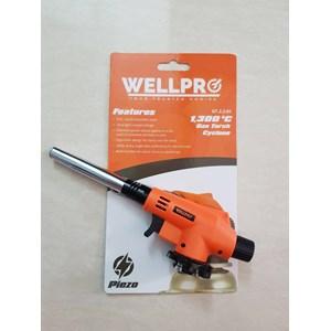 kompor gas portable gas torch welpro 2201