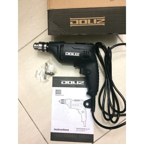 DRILL ROD Impact Drill merek DOLIZ germany technology tipe BA632 new item