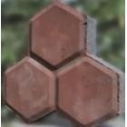 Paving Diamonds Triangle Red 1