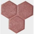 Paving Diamonds Triangle Red 3