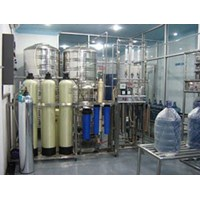 Paket Mesin AMDK Reverse Osmosis