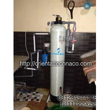Filter air PDAM dan Sumur Bor