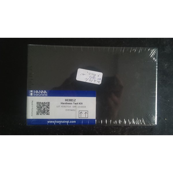 Hardness test Kit HI 3812