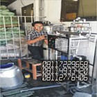 Mesin Reverse osmosis air payau 2