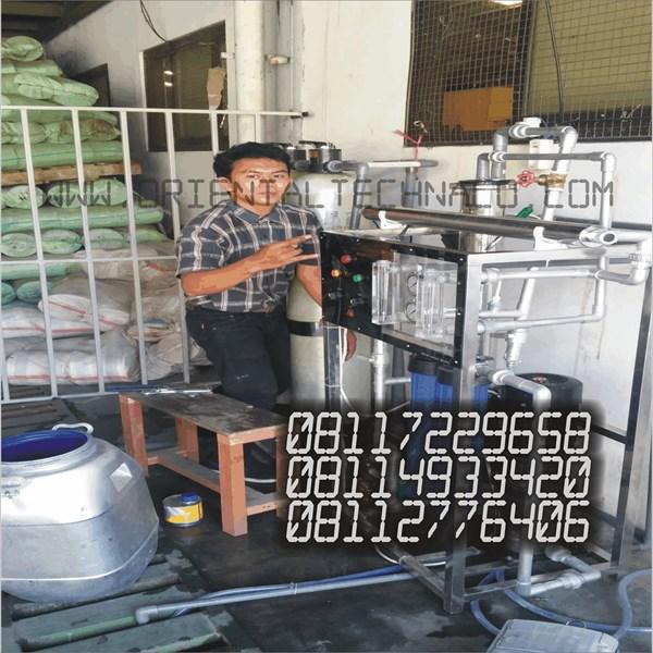 Mesin Reverse osmosis air payau