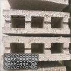 hollow brick Press three holes Franco sidoarjo 2