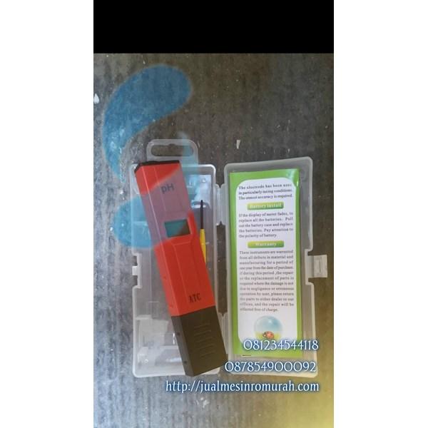 PH meter alat ukur derajad keasaman dalam air