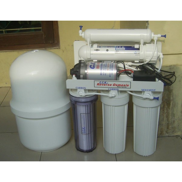 Mesin Reverse Osmosis 200 GPD