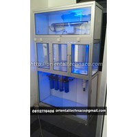 THE MACHINE DRINKING WATER ULTRAVIOLET REFILL