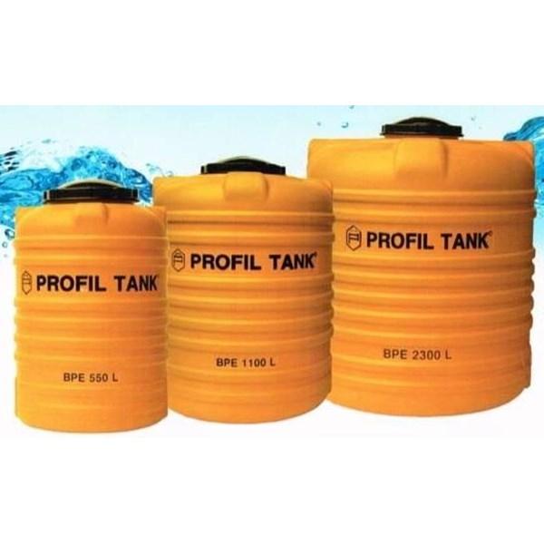 Tangki air - TANDON AIR PLASTIK PE PROFIL TANK