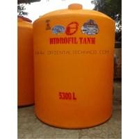 Tandon Air Hidrofil Tank 5300 liter 1