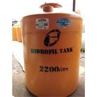 Tandon Air Hidrofil Tank 2200 liter