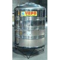 Jual Tandon Air Stainless steel Vepo  2