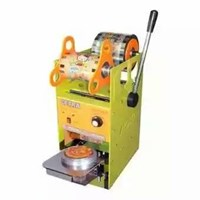 MESIN SEGEL GELAS CUP SEALER MANUAL GEA