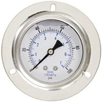 Jual pressure gauge panel 2