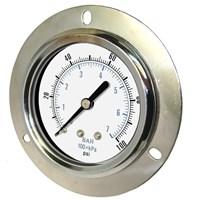 Distributor pressure gauge panel 3