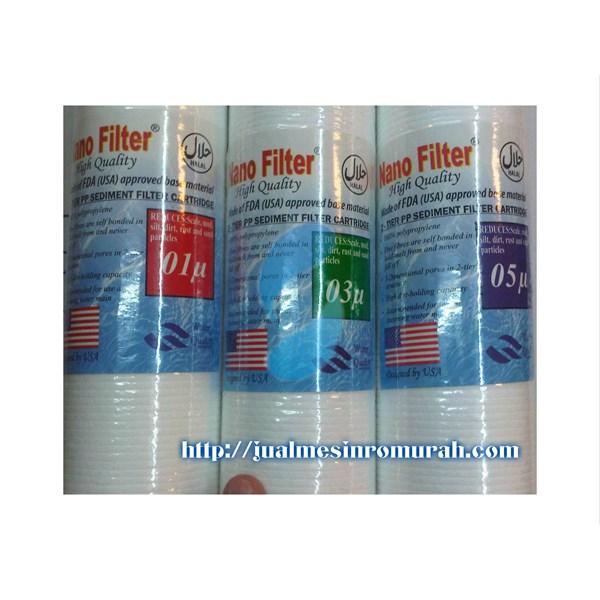 NANO FILTER Cartridges