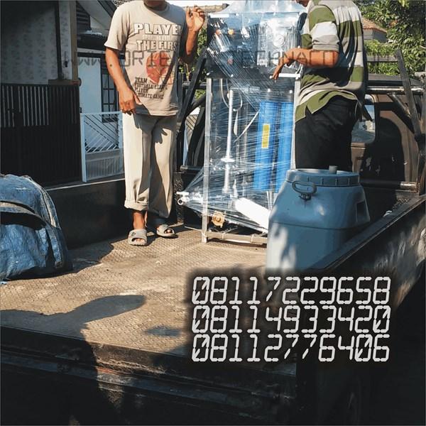 Mesin Reverse Osmosis 2000 Gpd