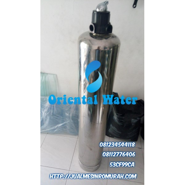 Tabung Filter Stainless Steel 1054