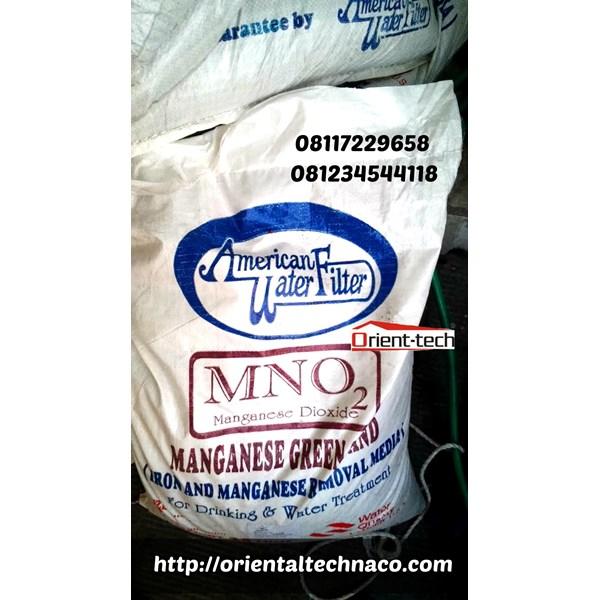 Manganese greensand america filter