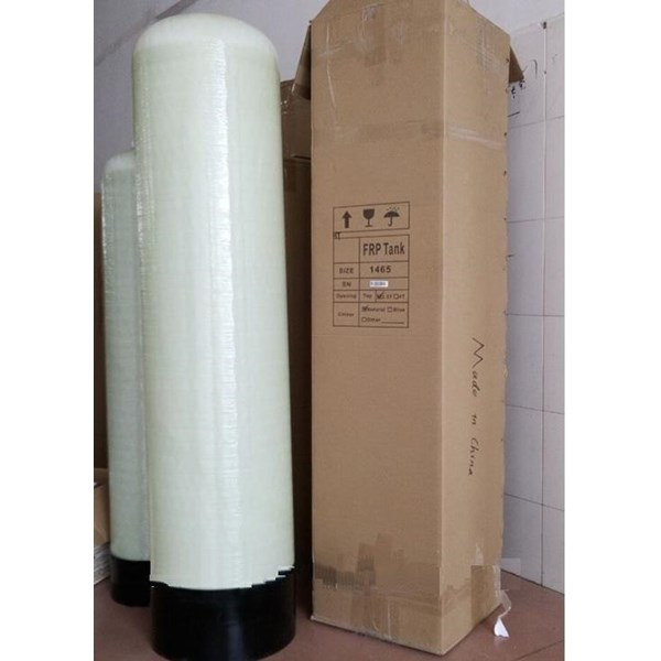 The filter size is 1465 FRP tube