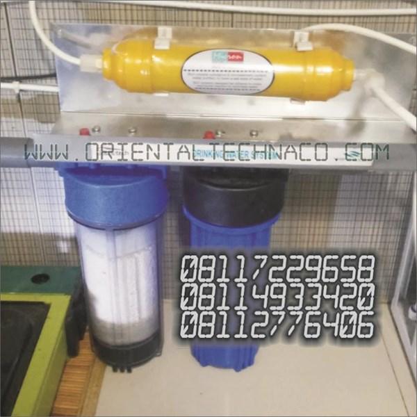 Paket Alat Air Minum Bio Energi dan Anti Oksidan