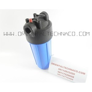 Housing Filter Big Flow USA 10 IN Double Seal Blue