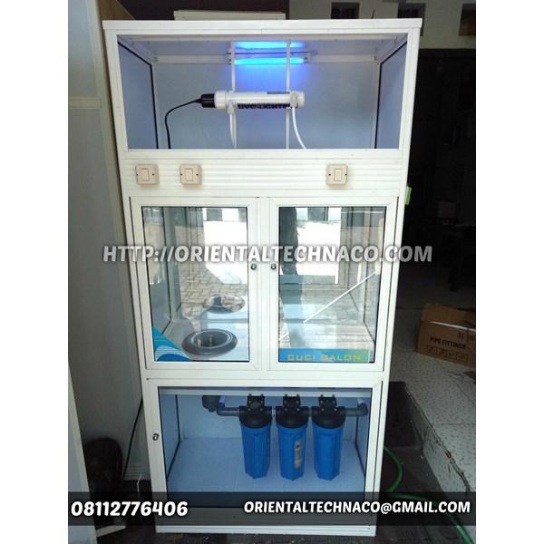 Paket Depot  Air Minum Isi Ulang RO - MINI