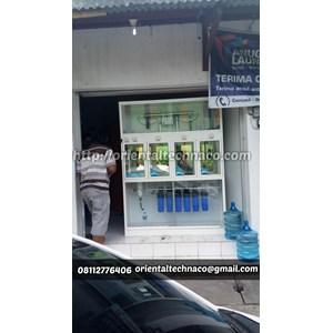 Paket Depot Air Minum Isi Ulang Mineral - Ekonomis