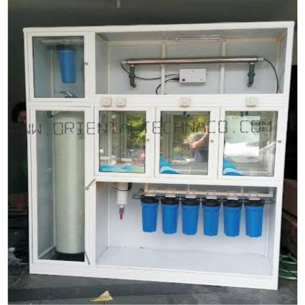 Paket Depot Air Minum Isi Ulang Mineral - Bio Ekonomis