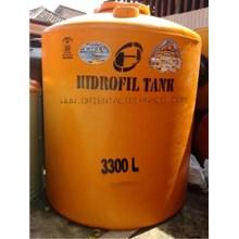 Tandon Air Hidrofil Tank 3300 liter