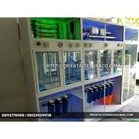 Jual Depot air minum isi ulang Ro 1000 gpd Low watt 3 in 1