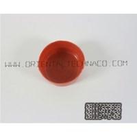 Jual Tutup Botol Galon 19 Liter Model Pendek Warna Merah 2