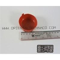 Distributor Tutup Botol Galon 19 Liter Model Pendek Warna Merah 3