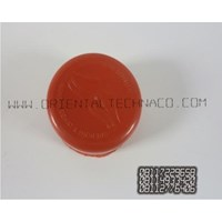 Tutup Botol Galon 19 Liter Model Pendek Warna Merah 1